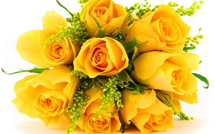 что означают цветы в букете