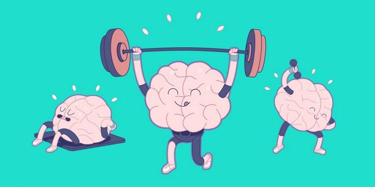 Повседневные упражнения для увеличения потенциала головного мозга