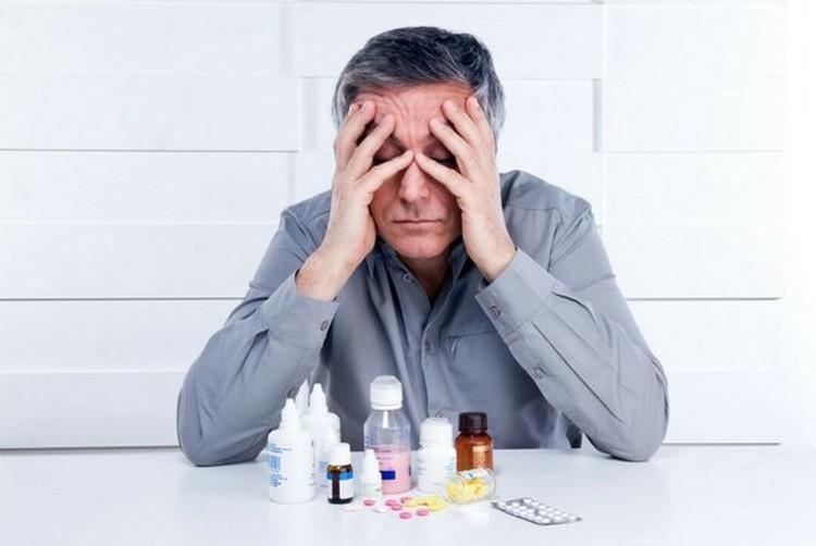 Массаж биологически активных точек против головной боли