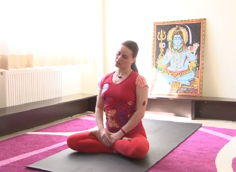 йога для позвоночника и шеи