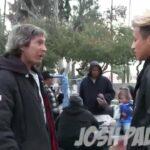 Парень дал бездомному 100 $ и проследил за ним… - Твой интернет