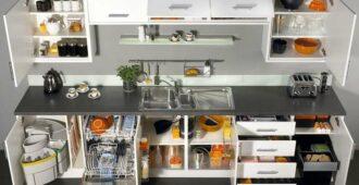 Как сделать удобную кухню