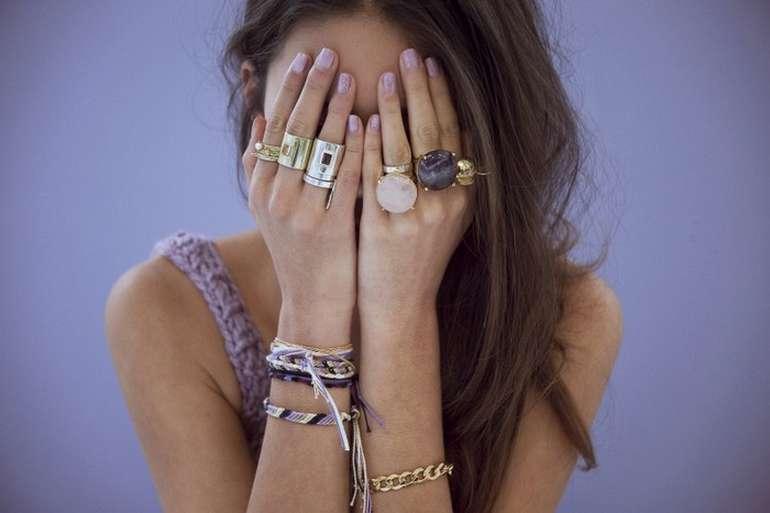 о чем говорят кольца на пальцах