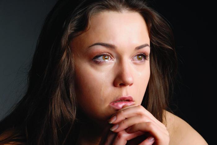 Люди, которые часто плачут, на самом деле очень сильны