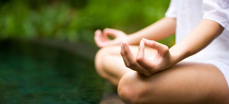 буддийские мудры