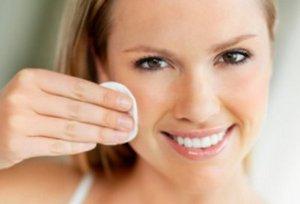 Очистить лицо