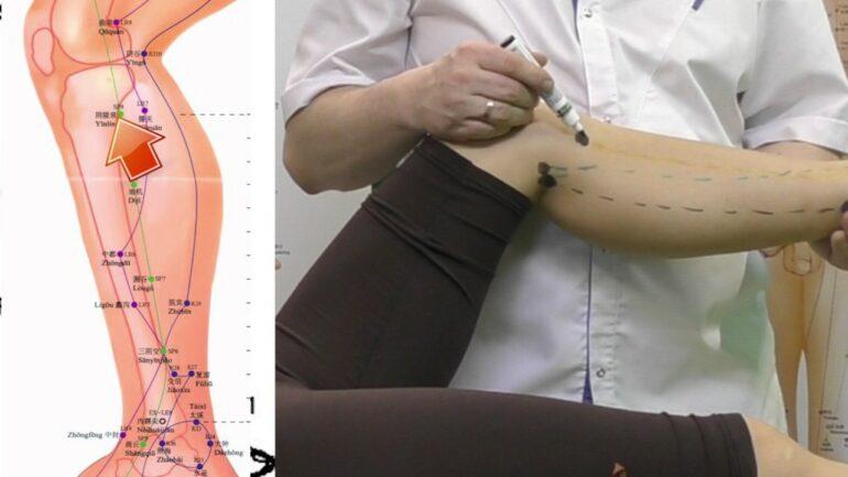 Точки для похудения: тайны китайской медицины