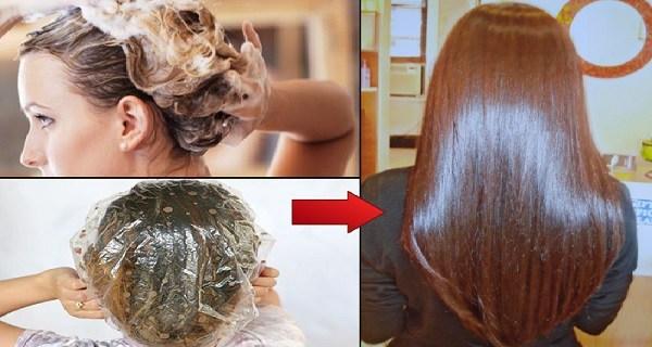 Нанесите эту маску на волосы и подождите 15 минут — эффект вас взбудоражит! - Твой интернет