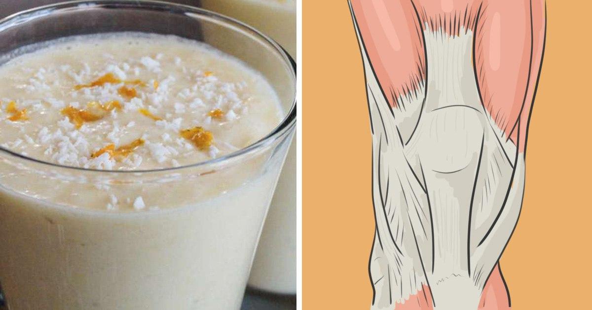 Этот вкусный домашний напиток вернет молодость вашим суставам. Все ингредиенты под рукой - Твой интернет