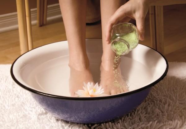 Ванночка, которая вытягивает из ног всю боль. Мои ножки больше не крутит... - Твой интернет