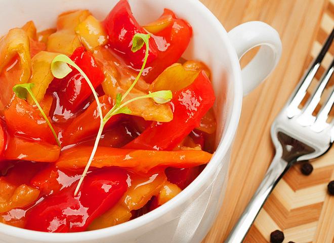 Рецепт лечо из красного болгарского перца - Твой интернет