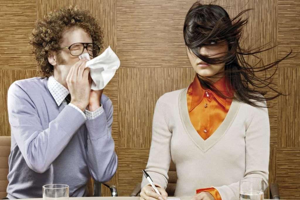4 мощных средства против СИНУСИТА + простой трюк, который очистит пазухи всего за 20 секунд, смотрите!