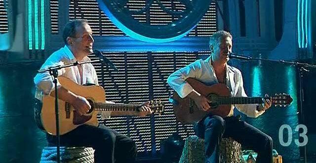Леонид Агутин и Федор Добронравов – безумно красиво, а какие голоса! - Твой интернет