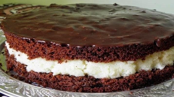 Торт «Баунти» - Твой интернет