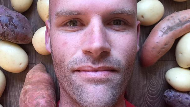 Австралиец-толстяк год питался одной картошкой и вот что с ним стало!