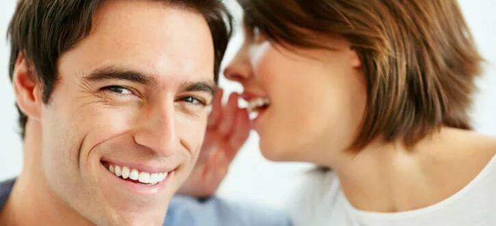 Как своими словами сказать приятные и нежные слова любимому мужчине