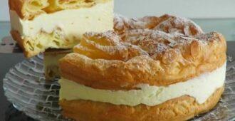 Торт Карпатка — любовь с первого кусочка! - Твой интернет