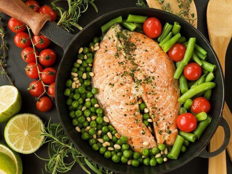 Подборка легких ужинов для худеющих - и сытно, и полезно!