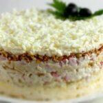 Снежная Королева - салат, который удивит ваших гостей - Твой интернет