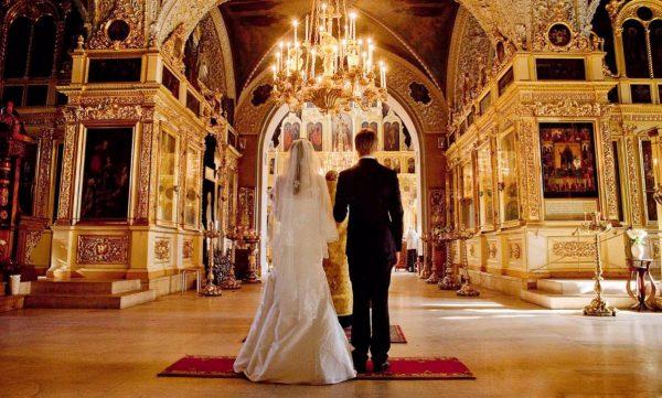 Новые церковные правила венчания