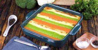 Ирландский пастуший пирог с овощным пюре - Твой интернет
