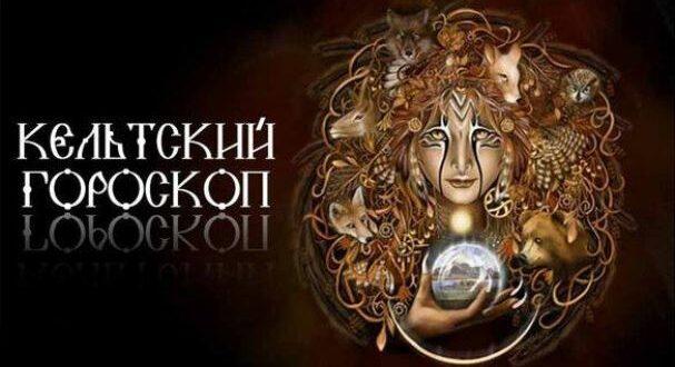 Необычная концепция кельтских знаков Зодиака - Твой интернет