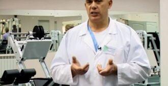 Необычные рекомендации доктора Бубновского, как лечить больные вены.