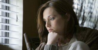 женская депрессия