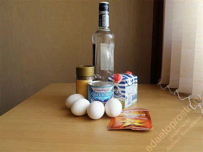 Как сделать Бейлиз в домашних условиях