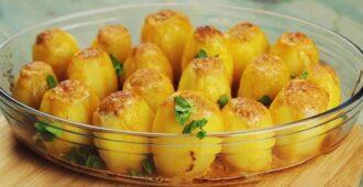 Привычный картофель на новый манер - Твой интернет