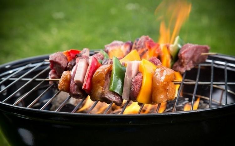 Блюда для пикника или шашлычок на природе