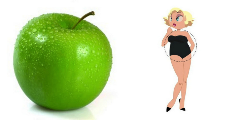 Как одеваться девушкам с фигурой яблоко