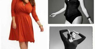 Красивая фотосессия: 8 эффектных поз для полных девушек
