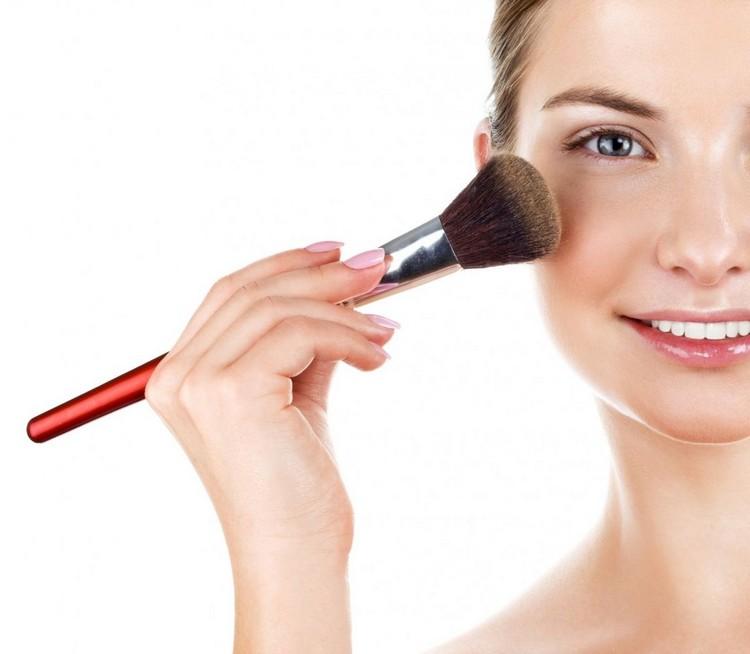 Экспресс макияж для тех, кто проспал