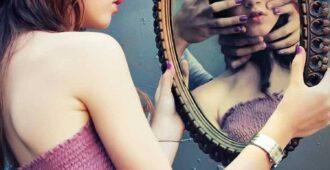 Почему нельзя смотреть в зеркало, когда плачешь