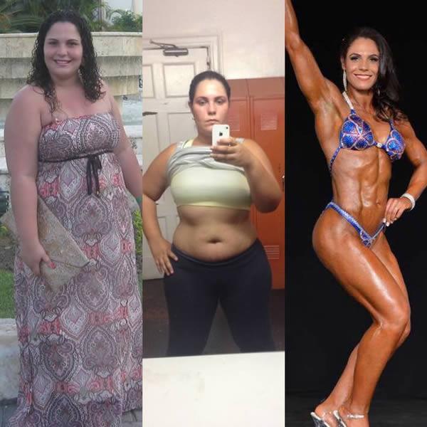 Впечатляющие и вдохновляющие истории похудения