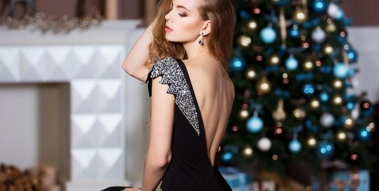 В каком платье встречать Новый год 2019