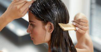 5 масок от секущихся кончиков волос
