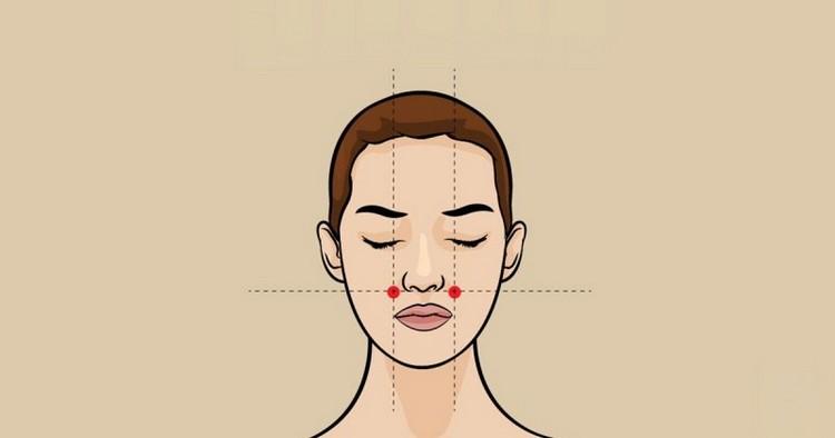 Точечный массаж от головной боли: помогает на 100%