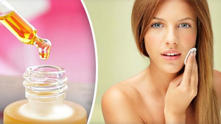Маска для лица: глицерин и витамин Е
