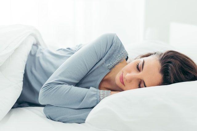 Спи и худей! Как сжечь калории ночью