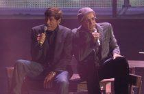 Джанни Моранди и Адриано Челентано — бесподобный дуэт. Это можно слушать вечно!