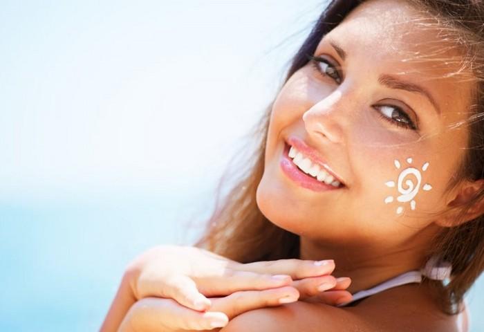 Как защитить лицо от весеннего солнца