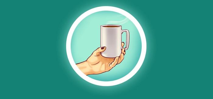 Как вы держите кружку? Ответьте на один вопрос и узнайте редкие особенности вашего характера