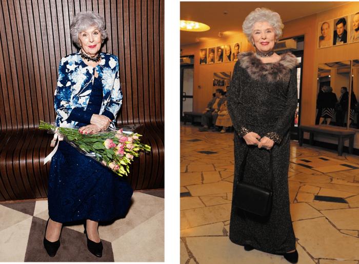 Мода для дам элегантного возраста — самые стильные МЕГАзвезды России