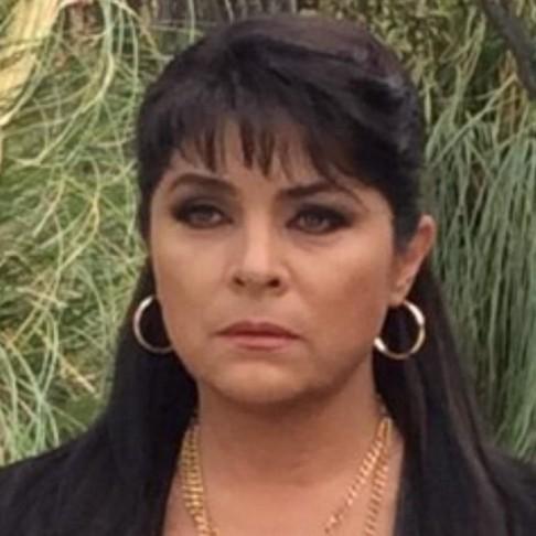 """Виктория Руффо, сыгравшая главную роль в сериале """"Просто Мария"""" спустя 28 лет"""