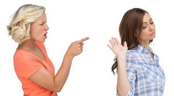 Отвечайте на грубость достойно!