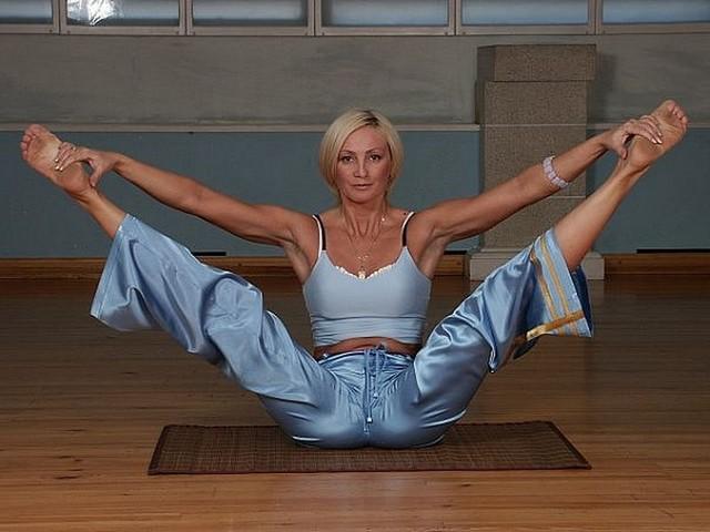 Развитие сексуальности йога упражнение