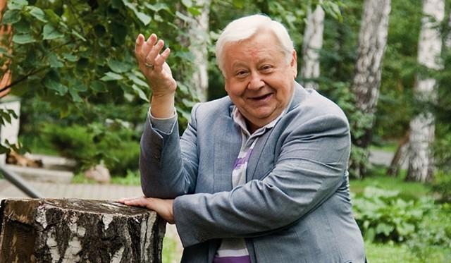Олегу Табакову все хуже и хуже. Врачи пошли на отчаянные меры