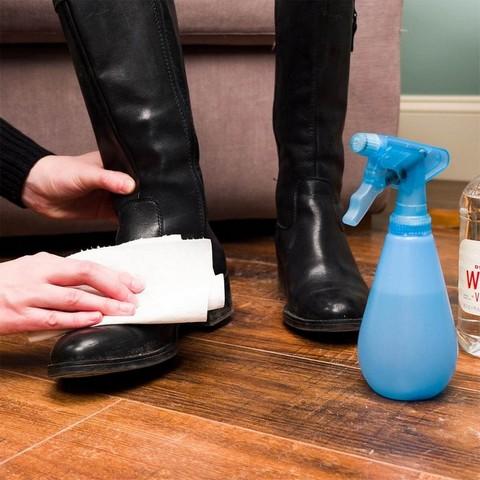 Новое средство от соли. Ваша обувь скажет вам спасибо